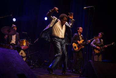 Lee Fields & The Expressions à Jazz à la Villette (2015)