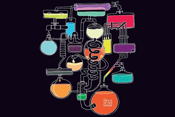 Visuel Jazz à la Villette saison 2016
